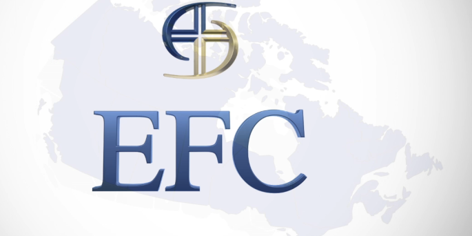 Church and mission - EFC logo image
