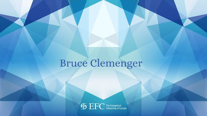 Bruce Clemenger video from Presidents Day