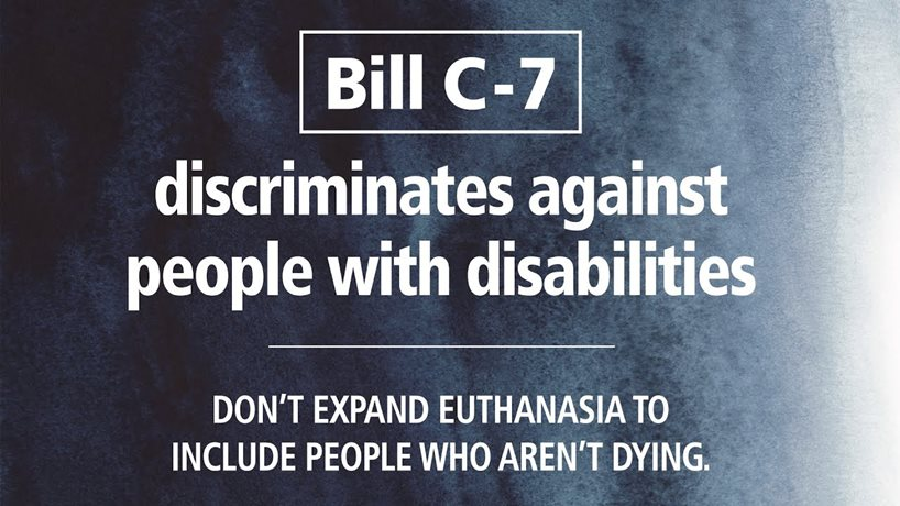 Bill C-7 on Medical Assistance in Dying