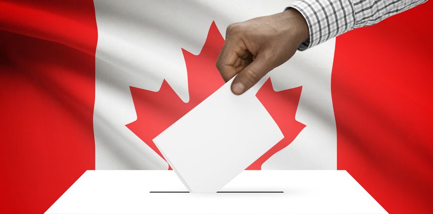 Voting and Elections in Canada